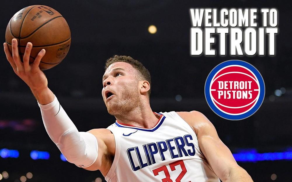 Clippers Giành được Xổ số Dự thảo NBA năm 2020;Blake Griffin có khả năng số 1 Pick